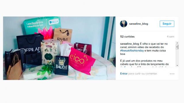 Blog Sara Aline