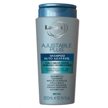 Shampoo Autoajustável