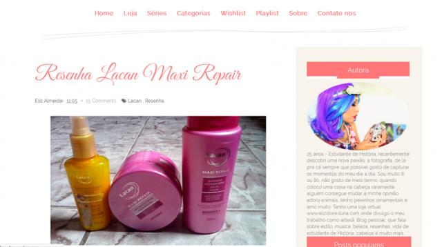 Blog Beauty Rock