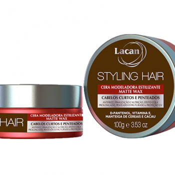 Cera Styling Hair Matte Wax