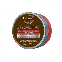 Cera Styling Hair Matte Wax