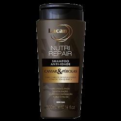 Shampoo Anti-idade Nutri Repair Caviar & Pérolas